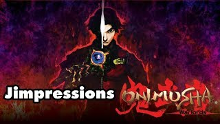 Onimusha: Warlords - Oooh A Liver! (Jimpressions) (Video Game Video Review)