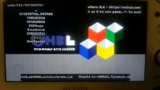 Tuto Hack PS Vita FW 3.65 3.63 3.61 3.60 VHBL Ps Vita