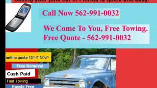 Sell My Junk Car in Long Beach, California Junk Vehicles Disposal- Long Beach, CA