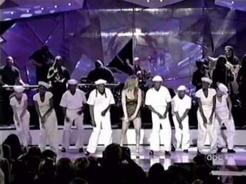 Mariah Carey - Honey Bad Boy Remix [Live] World Music Awards 1998 [HQ]