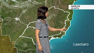 Previsão Sudeste – Ar fica mais seco na Região