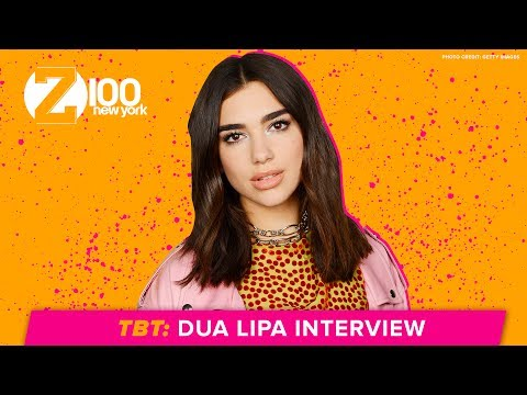 Dua Lipa Reveals Why She's Dying to Work with Ariana Grande | Interview