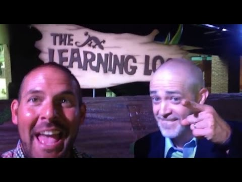 The Learning Log at Gaylord Opryland Resort