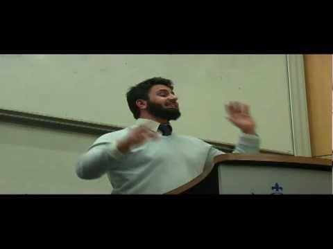 Debate: Islam or Atheism - Which is More Rational? Hamza Andreas Tzortzis & Dr. Brendan Larvor