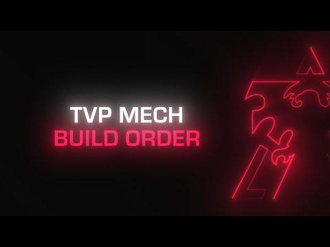 Starcraft 2: TvP Mech Build Order (With Bcs)
