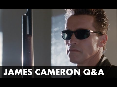 TERMINATOR 2: 3D - James Cameron Q&A - In cinemas August 25th