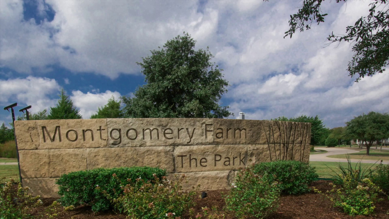 Homes For Sale In Montgomery Farm And Hamilton Hills In Allen Tx Youtube