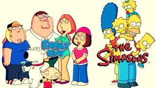 Os Simpsons e Uma Familia da Pesada -(Original) Legendado PT-BR