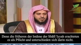 ob bart pflicht ist   Klare Antwort Shaykh Al Tarifi