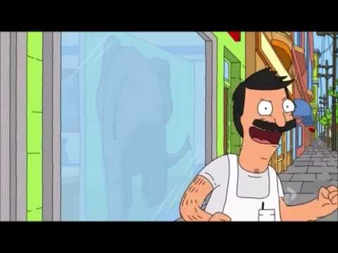 bob belcher's maniacal laugh