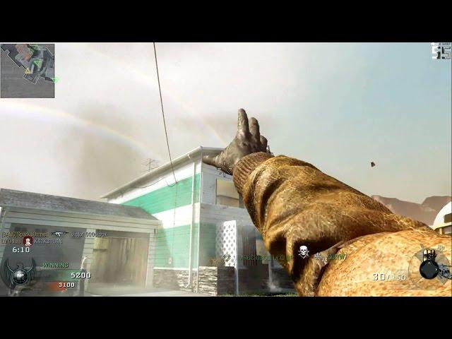 COD Black Ops - FFA Sofrido e na Raça