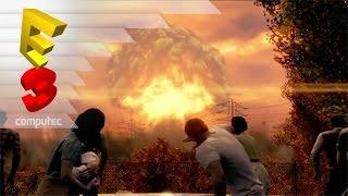E3: Fallout 4 Gameplay | 9 Minuten Gameplay  aus der E3-Präsentation