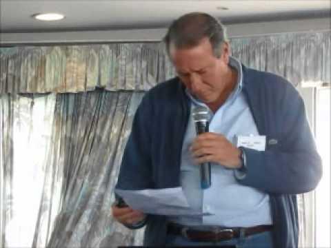 Parte 1 - Juan Daniel Vago en el Encuentro CAF 2012
