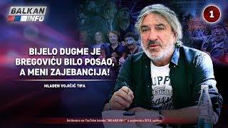 INTERVJU: Mladen Vojičić Tifa - Bijelo Dugme je Bregoviću bilo posao, a meni zajebancija (20.9.2018)