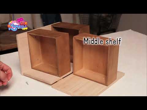 Kawaii Tutorial #88 - DIY Jewelry Box With Chiaki Enami