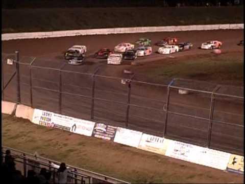 Oshkosh Speedzone Raceway - July 27, 2012 - Grand National Feature