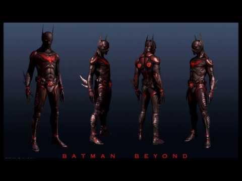 Batman Beyond Theme Song Extended Version