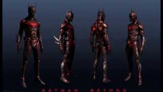 Batman Beyond Theme Song Extended Version