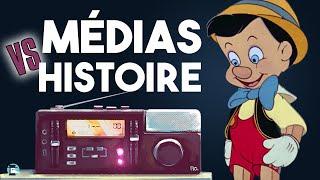 L'Histoire est-elle manipulée par les médias ?