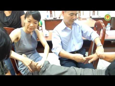 4 năm 1 chặng đường Viện Bấm huyệt Thập Chỉ Liên Tâm dưới sự dẫn dắt của thầy Dư Quang Châu