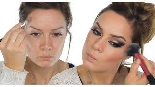 Peachy Smokey Eye & Lip for Valentines Day - MakeUp Tutorial | Shonagh Scott | ShowMe MakeUp