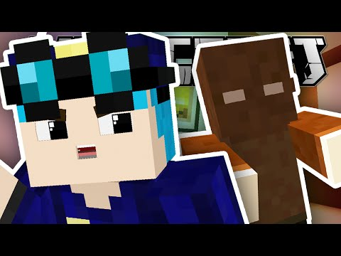 Thumbnail: Minecraft | I'M A SECURITY GUARD!!