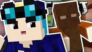 Minecraft  I'M A SECURITY GUARD!!
