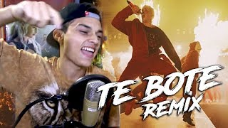 Bad Bunny - Te Bote Remix [En Vivo] ft. Casper, Nio García, Darell, Nicky Jam & Ozuna Reaccion
