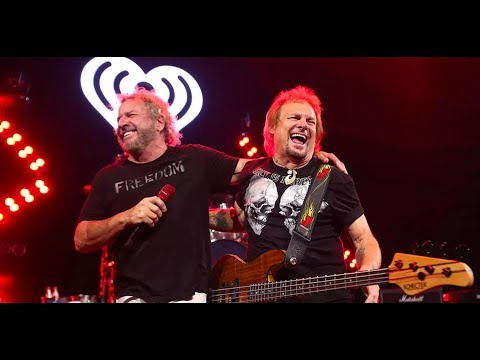 The Man Cave - The Circle performs I Can't Drive 55 at iHeartRadio Icons