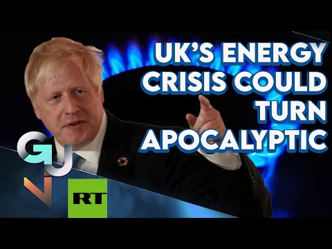 'UK's🇬🇧 Energy Crisis Could Turn APOCALYPTIC This Winter!'