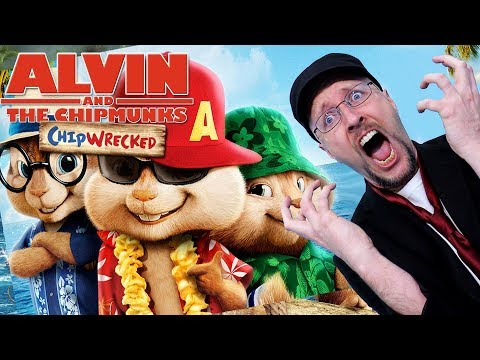 Alvin and the Chipmunks: Chipwrecked - Nostalgia Critic