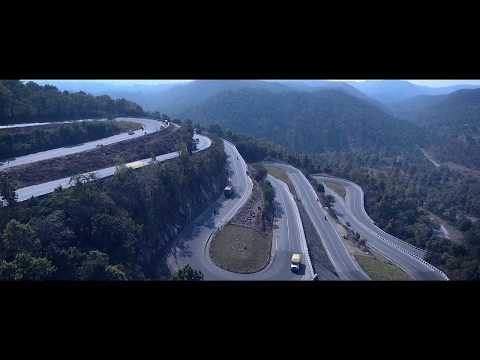 Patratu Valley Air View | Steve Willson Kujur Production | NKB Pictures