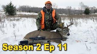 2016  Episode 11- Nebraska Whitetails Pt. 1