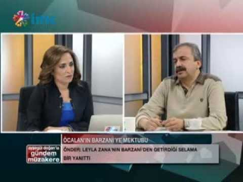 Öcalan'ın Barzani'ye yazdığı mektubun detayları