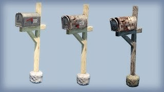UDK and Photoshop Tutorial Now Available: Real-Time Aging and Decay for Games