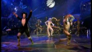 The Jellicle Ball dance - HD from Cats the musical - the film