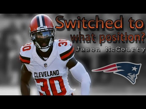 Patriots trying CB Jason McCourty at Safety