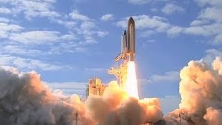 The Most Amazing SPACE SHUTTLE Takeoffs!
