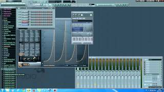 Uplifting Trance FL Stuido in 3 Minutes! Tutorial