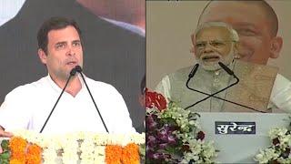 PM Modi takes on Rahul Gandhi for mocking woman defense minister