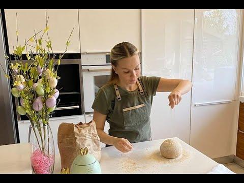 Наталья Варвина рассказала и показала как она печет хлеб  )) 🥪🥪🥪