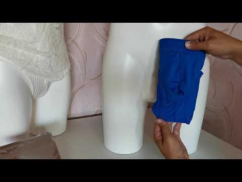 Обзор мужских трусов слипов синих AussieBum