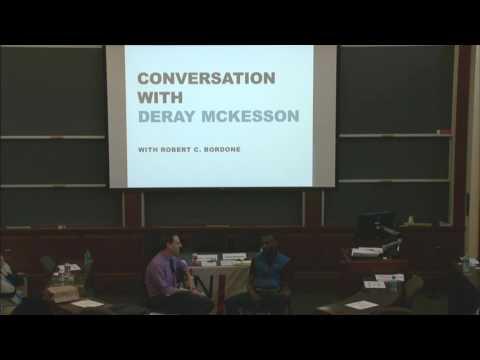 Harvard Negotiation Law Review 2017 Symposium: Conversation with DeRay McKesson