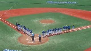 Intros/SSB (North Edison Baseball, MCU Park, Brooklyn, 6/14/15)