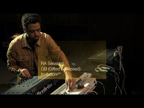 RA Sessions: GB (Gifted & Blessed) - Invitation | Resident Advisor