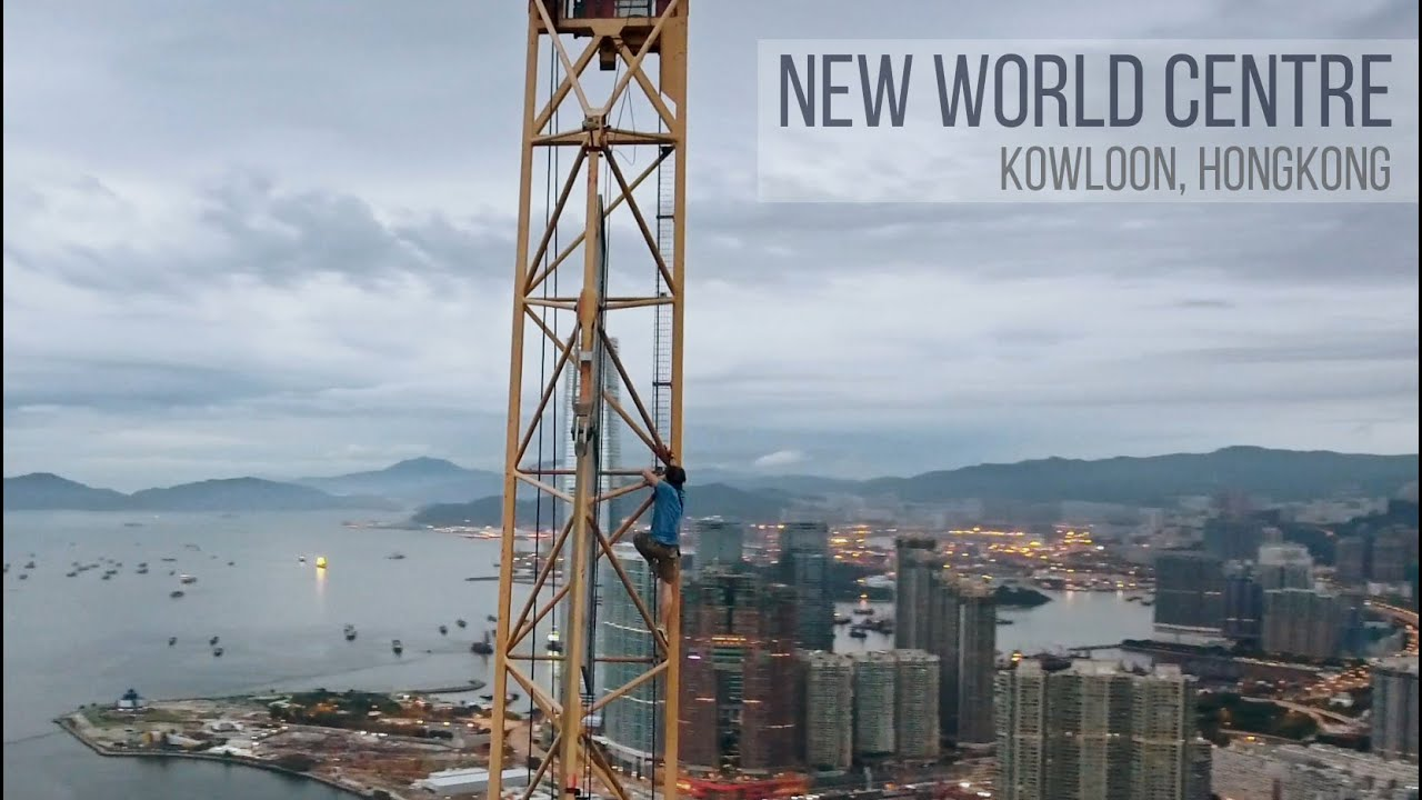 New World Centre in Hong Kong