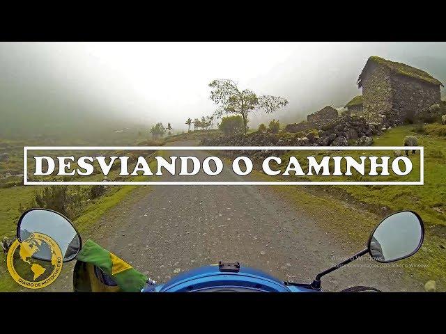 ACAMPANDO A 4 750 M DE ALTITUDE   T03EP02