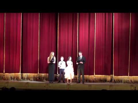 GRAND PRIX KIEV INTERNATIONAL BALLET FESTIVAL 2017, Gala concert ч.1