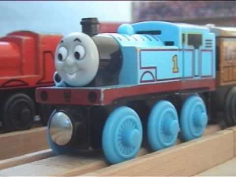 thomas and gordon wooden remake 3