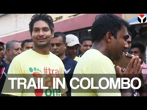 Trail Hits Colombo